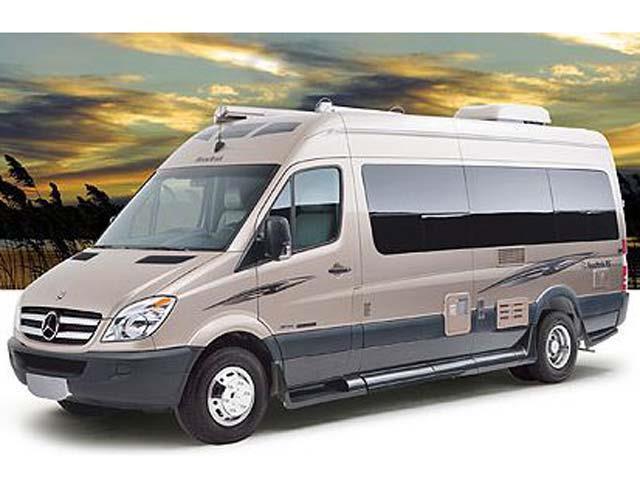 Roadtrek adventurous rvs for sale in souderton pennsylvania for Mercedes benz roadtrek