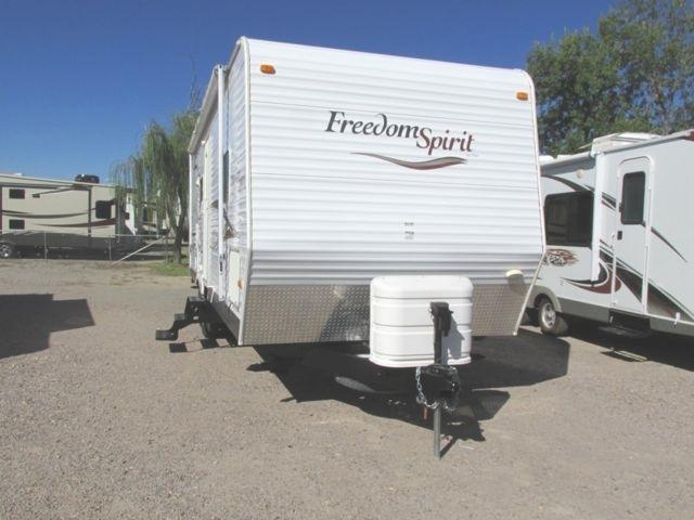 2008 Thor Motor Coach FREEDOM SPIRIT 260f-dsl
