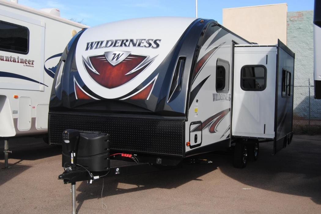 2017 Heartland Rv WILDERNESS 2185RB