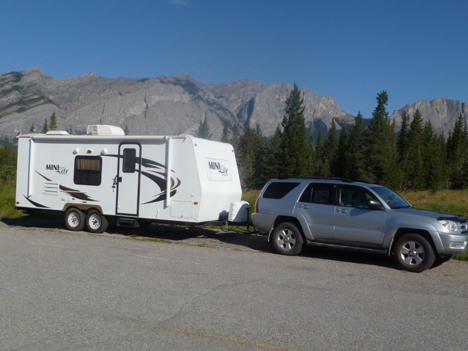 2011 Forest River ROCKWOOD MINI LITE 2306