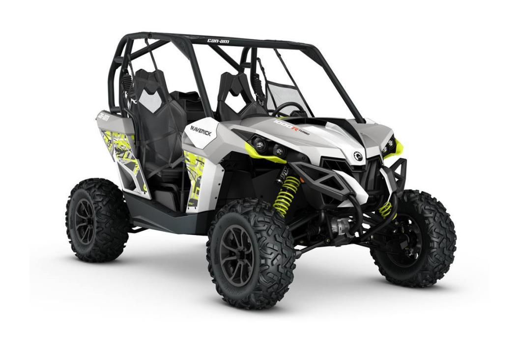 2016 Can-Am Maverick Turbo 1000R