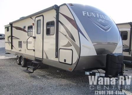 2017 Cruiser Rv Corp FUN FINDER XTREME LITE 28QD