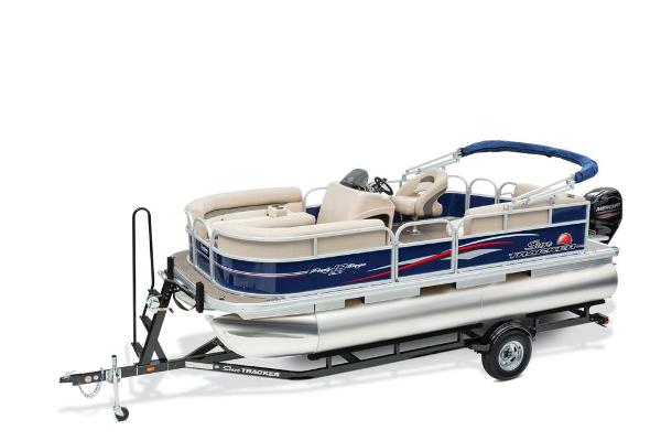 2016 Sun Tracker Party Barge 18 DLX