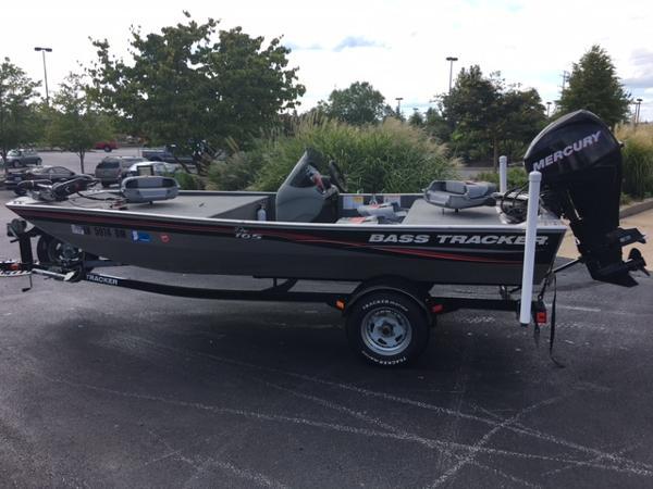 2012 Tracker Pro 165