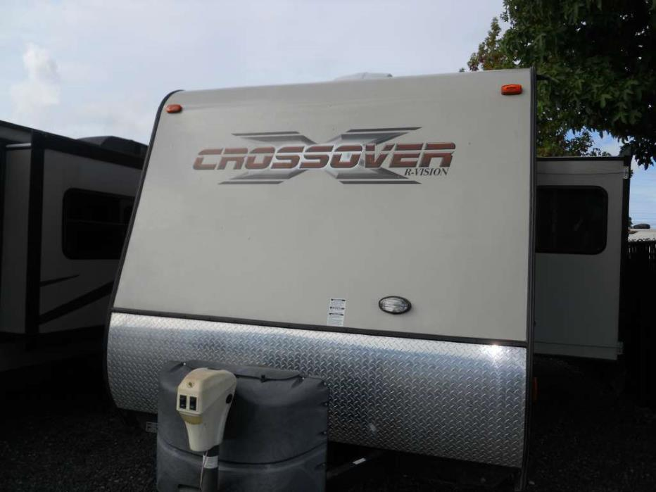 2013 R-Vision Crossover 200s