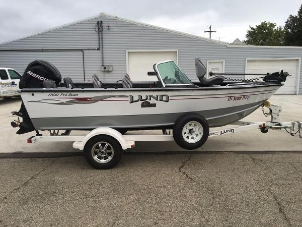 Lund 1700 Pro Sport Boats For Sale