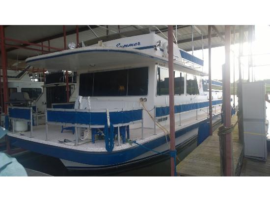 1980 Gibson Houseboat