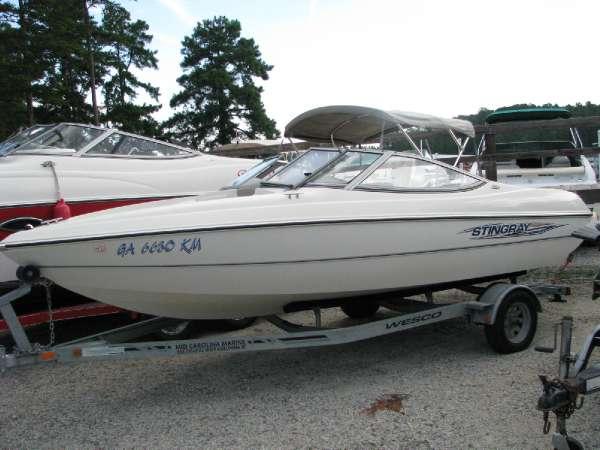 2007 Stingray 180RX