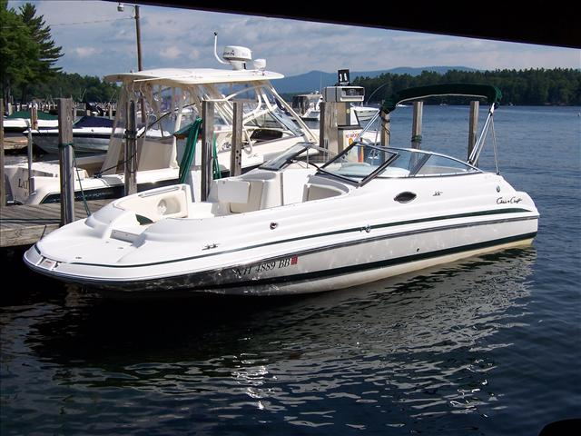 1999 Chris-Craft Sun Deck