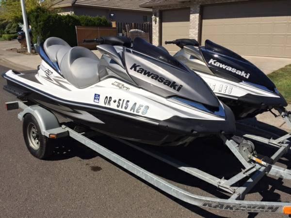 2010 Kawasaki Ultra 260 LX