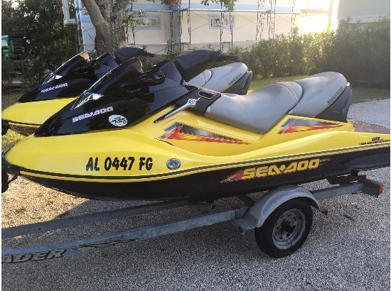 Sea Doo Gtx Boats For Sale
