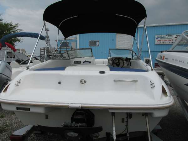 1995 Wellcraft 19SX