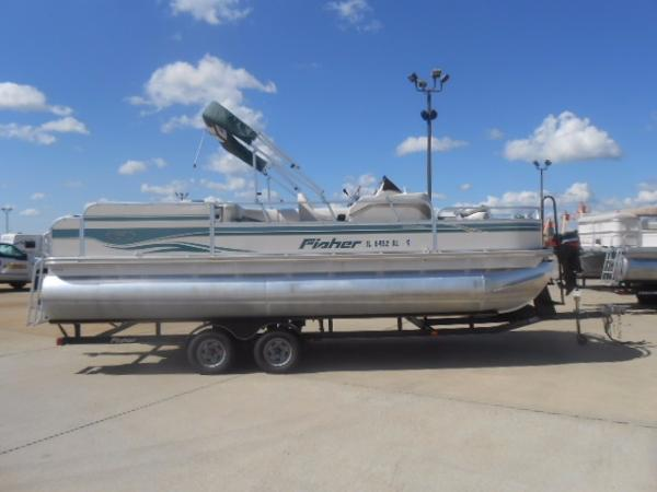 2006 Fisher Freedom 220 DLX FISH