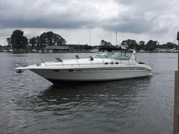 1996 Sea Ray 400 Express Cruiser