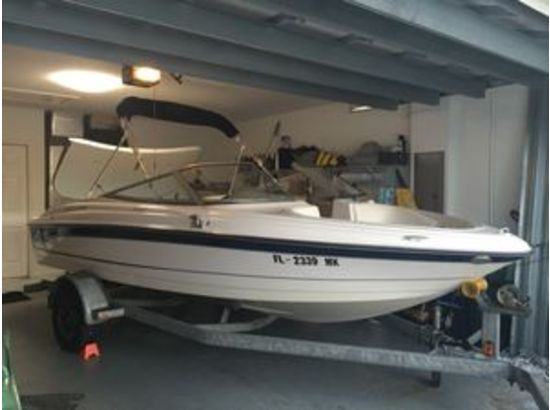 2004 Four Winns 170 Horizon