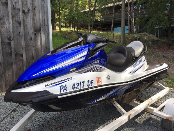 2010 Kawasaki Ultra LX
