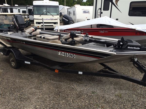 2003 Tracker Panfish 16