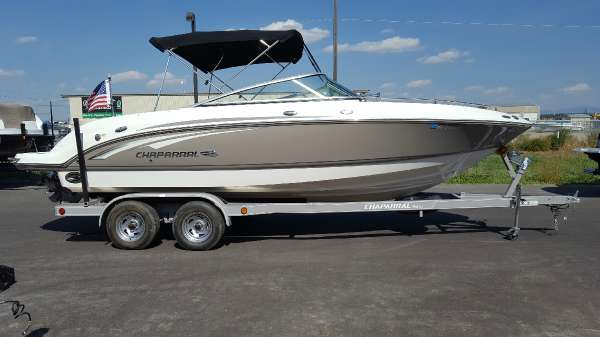 2008 Chaparral SSi 236 Bow Rider