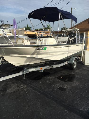 2007 Boston Whaler Montauk 17 CC