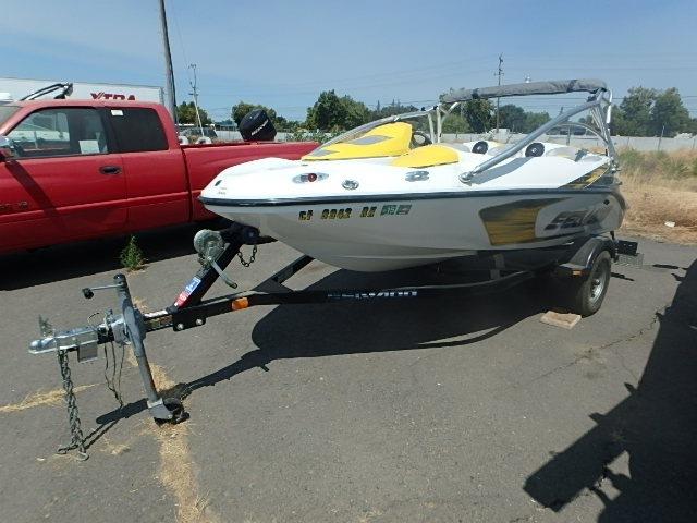 2007 Sea-Doo Sport Boats 150 speedster  215hp Rotax