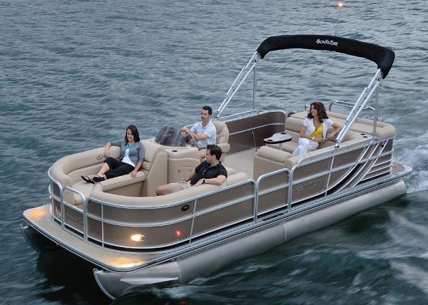 2015 South Bay 520 CR