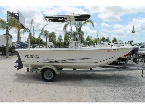 2012 Carolina Skiff DLV 198
