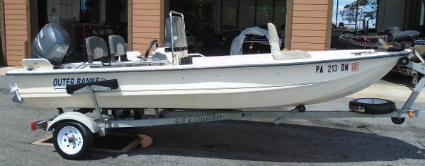 2008 Stinger BAY SERIES 160