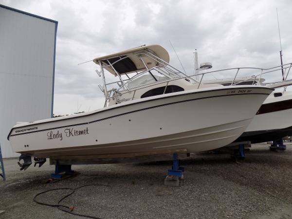 2004 Grady-White 282 Sailish