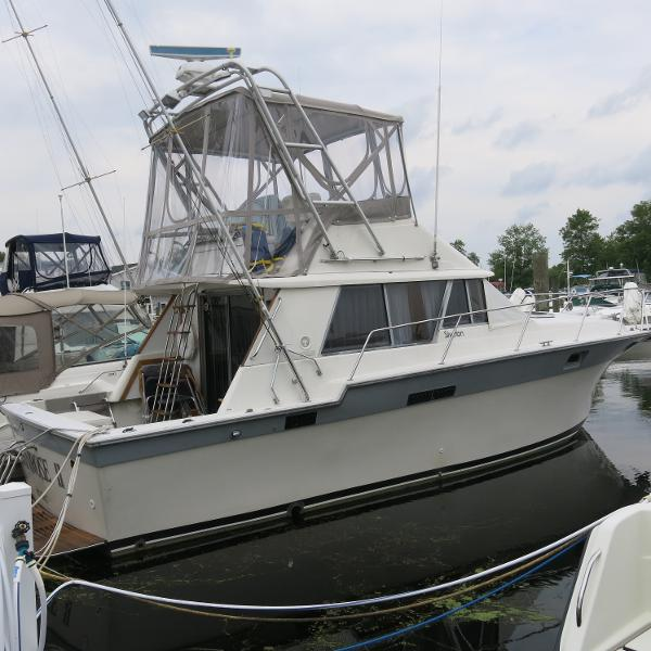Silverton 34 Convertible Boats For Sale