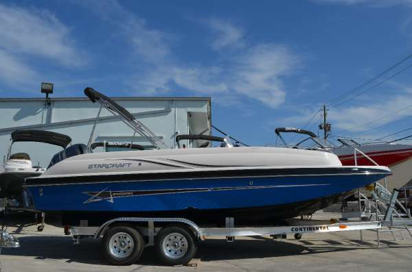 2016 STARCRAFT MARINE Limited 2000 OB