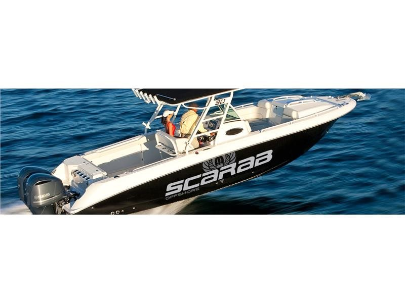 2016 Wellcraft 30 Scarab Sport