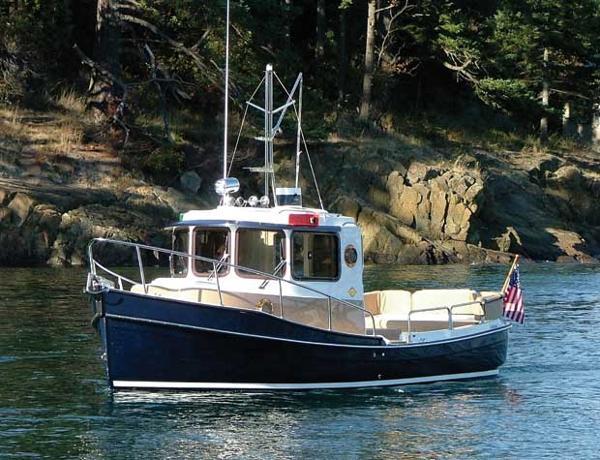 2017 Ranger Tug 21EC