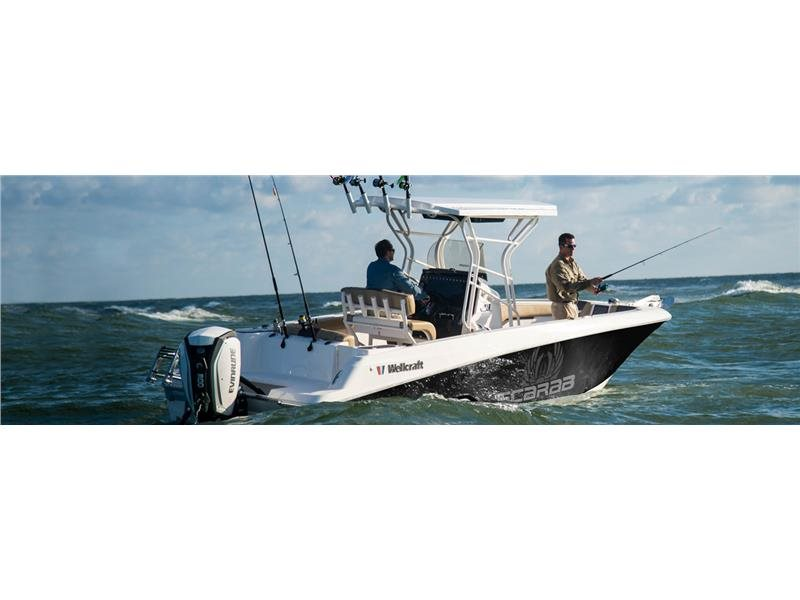 2016 Wellcraft 242 Scarab Offshore