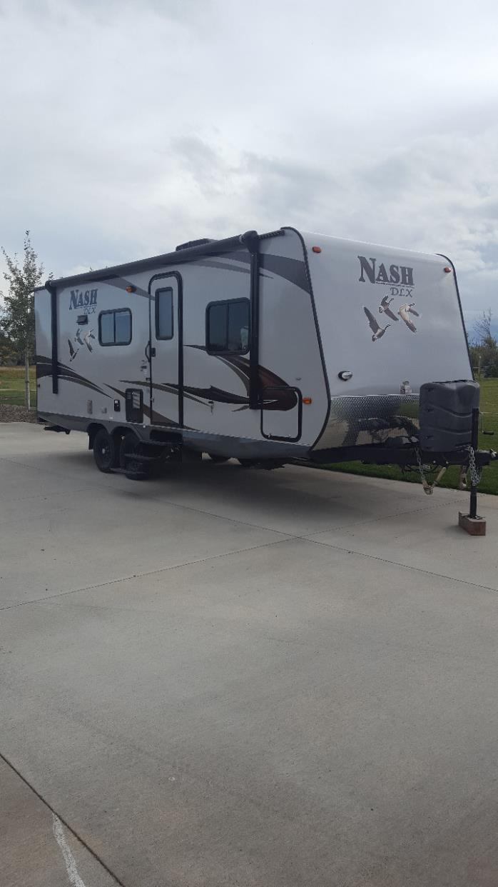 2012 Northwood Mfg NASH 23D