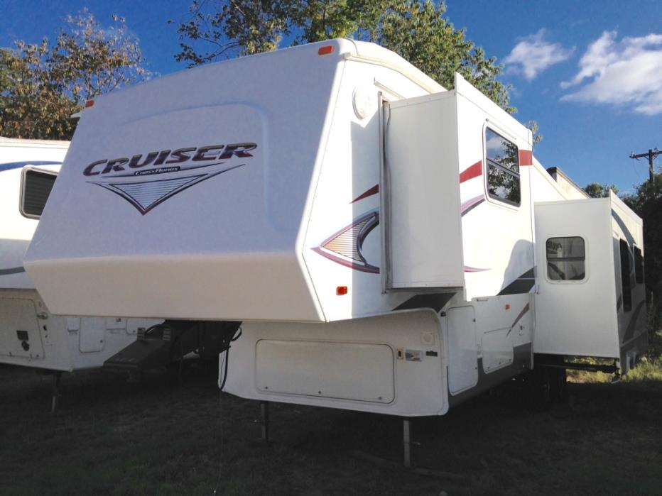 2007 Crossroads Cruiser 28RL