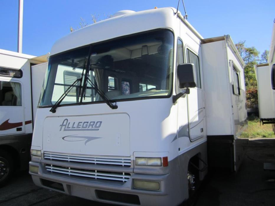 2001 Tiffin Allegro 33DA