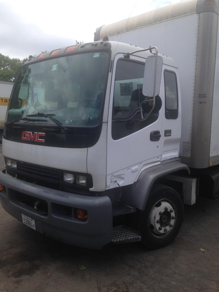 2002 Gmc T6500 Cabover Truck - COE