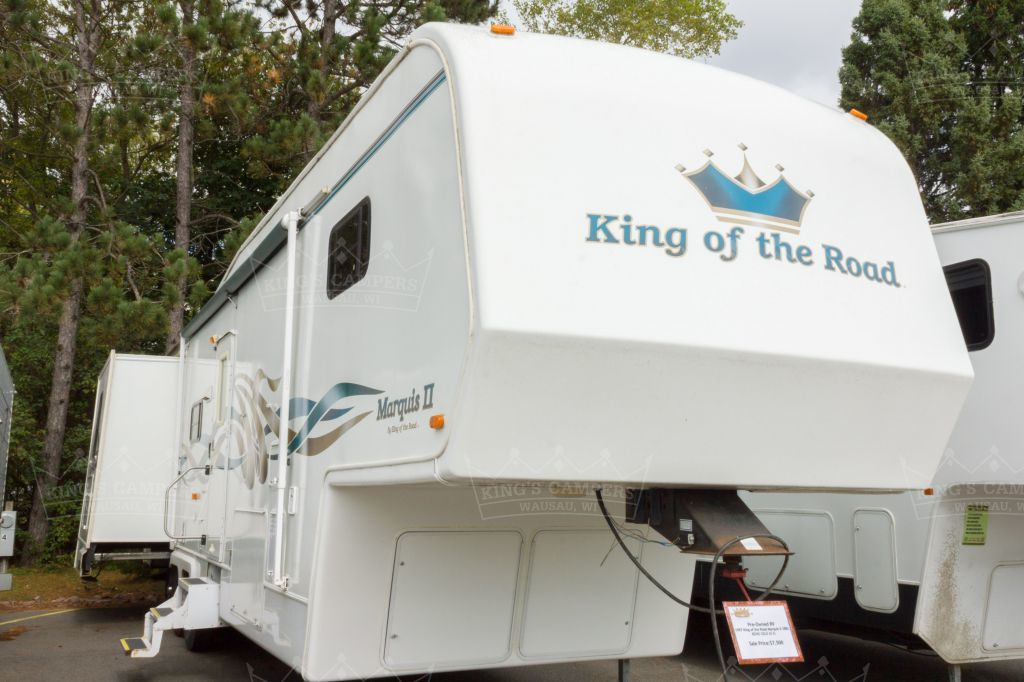 1997 King Of The Road Marquis II 38RL