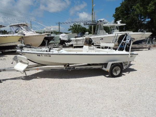 1999 Key West 1760 Stealth