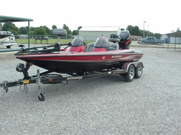 2004 Stratos 295 Pro XL