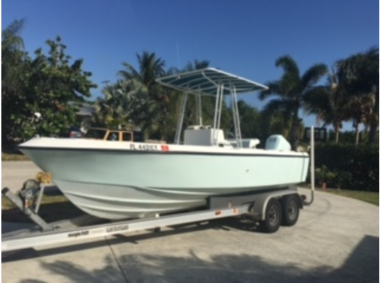 Ebay Boats Florida >> 21ft Center Console Boats for sale