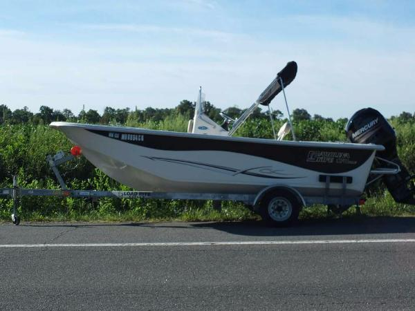 2014 Carolina Skiff 178 DLV
