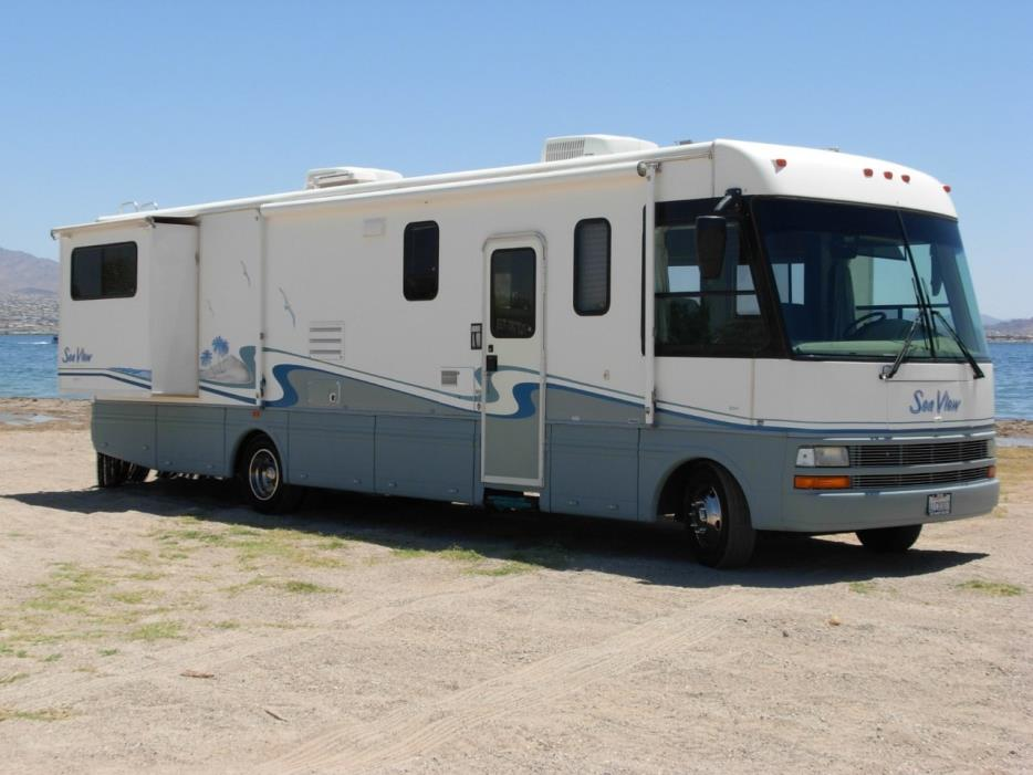 2000 National SEA VIEW 8341