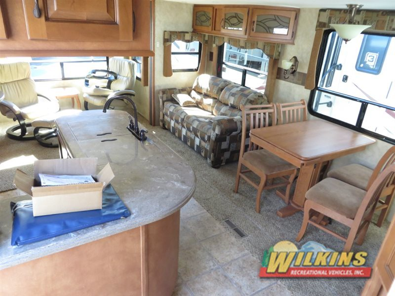 2012 Gulf Stream Rv Canyon Trail 30FRLW