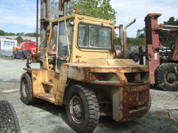 1995 Caterpillar Dp90