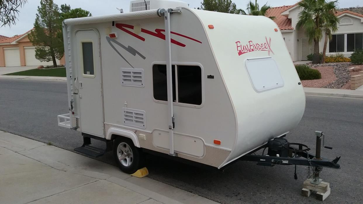 2007 Cruiser Rv Corp FUN FINDER 139X