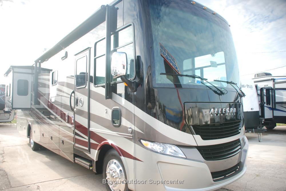 2017 Tiffin Motorhomes Allegro 36 UA (Raw Silk Interior)