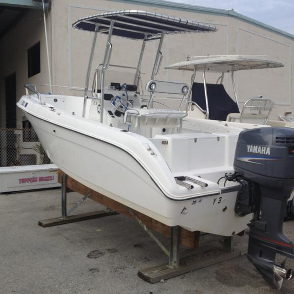 Cobia 214 Center Console Boats for sale on