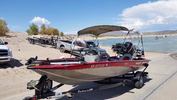 2012 Tracker 175 Pro Team TXW