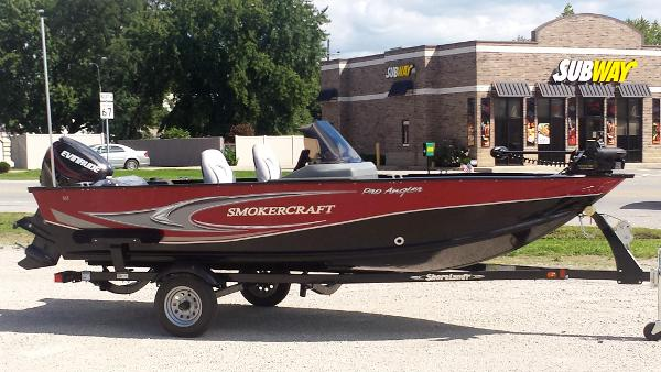 Aluminum fishing boats for sale in albany indiana for Aluminum craft boats for sale